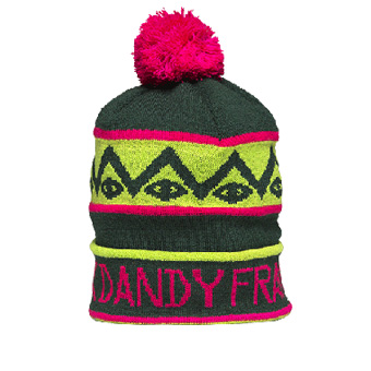 Bobble Beanie Big Bro - Green