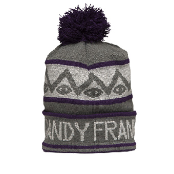 Bobble Beanie Big Bro - Grey