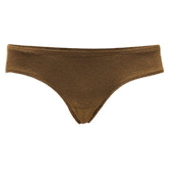 Women's Bamboo Hip - Bison Brown