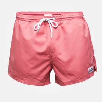 Breeze SwimShorts - Hot Coral Pink