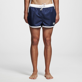 Saint Paul Swimshorts - Marinblå