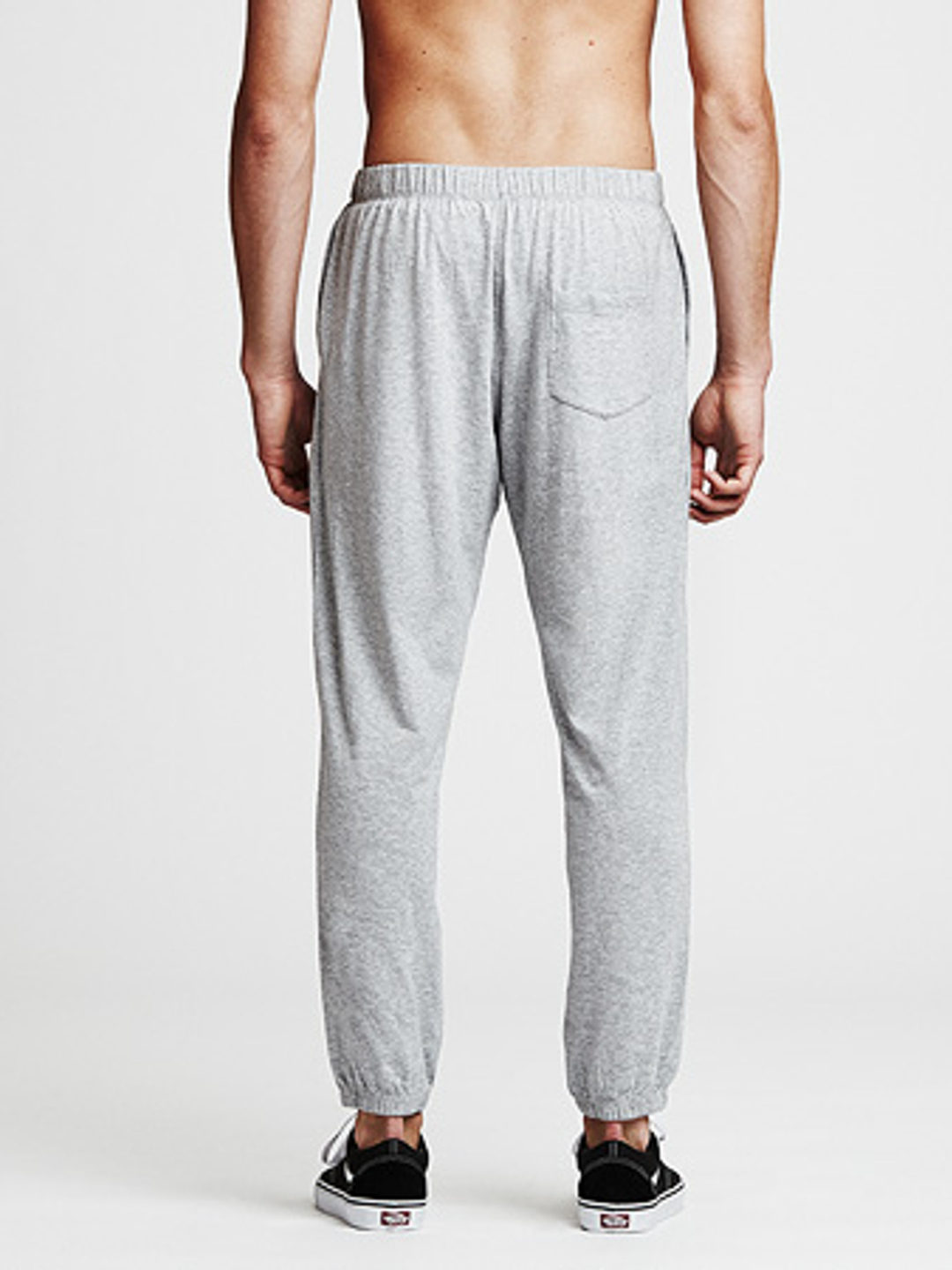 Bamboo Lounge Pants - Grey Melange