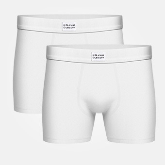 2-Pack Legend Boxer - White