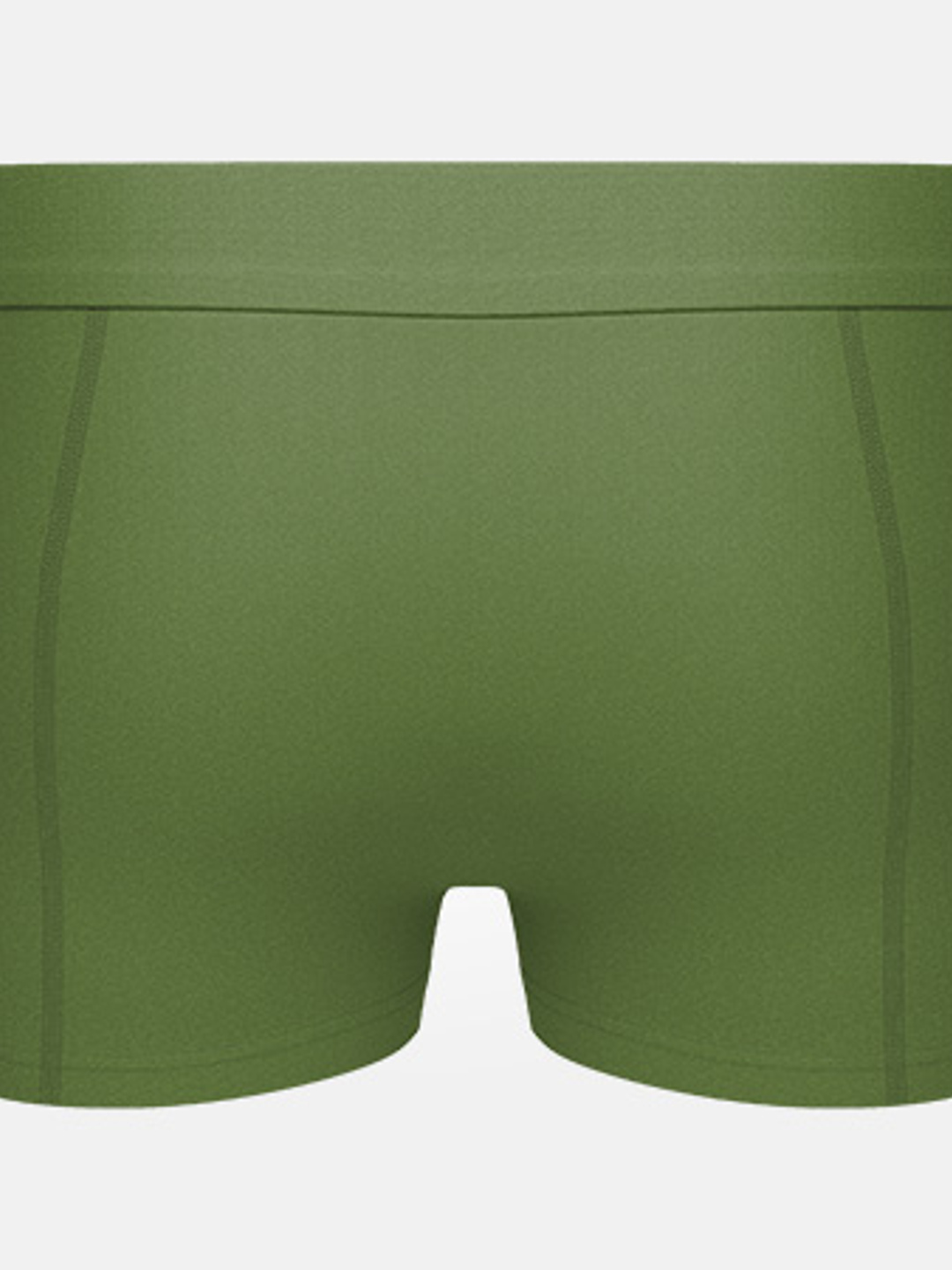 Bamboo Trunk - Military Green