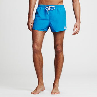Breeze Swimshorts - Ljusblå