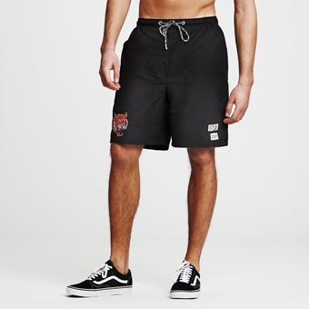 Adventure Swim Shorts - Black